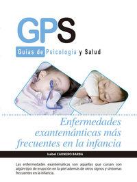 ENFERMEDADES EXANTEMÁNTICAS MÁS FRECUENTES EN LA INFANCIA: portada