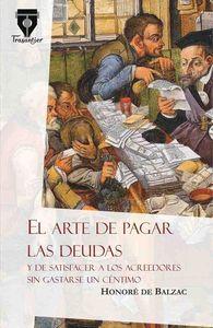 ARTE DE PAGAR LAS DEUDAS, EL: portada