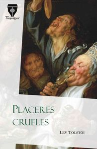 PLACERES CRUELES: portada