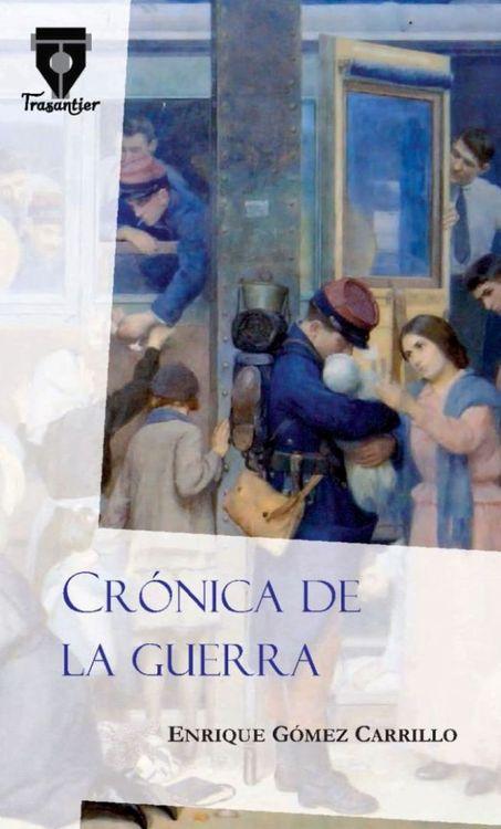 CRÓNICA DE LA GUERRA: portada
