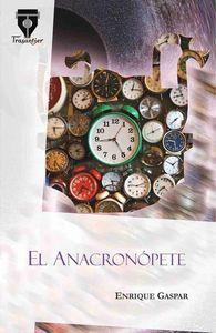 ANACRONÓPETE, EL: portada