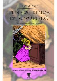 CUENTOS DE HADAS DEL NUEVO MUNDO: portada