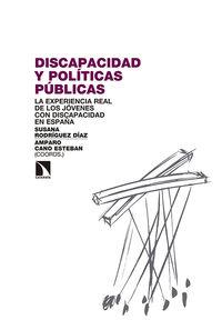Discapacidad y políticas públicas: portada