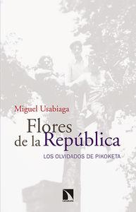 Flores de la República: portada