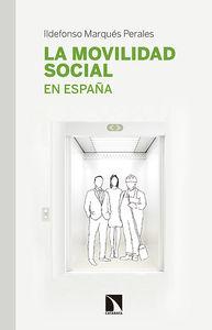 La movilidad social en España: portada