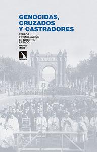 Genocidas, cruzados y castradores: portada