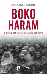Boko Haram: portada