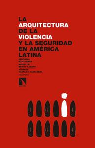 La arquitectura de la violencia y la seguridad en América: portada