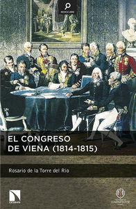 El Congreso de Viena (1814-1815): portada