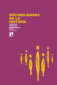 Sociabilidades en la historia: portada