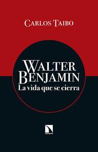 Walter Benjamin: portada