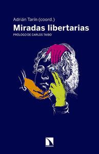 Miradas libertarias: portada