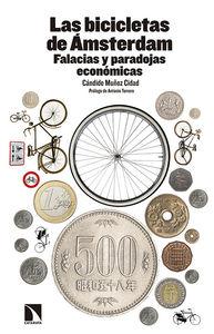 Las bicicletas de Ámsterdam. Falacias y paradojas económicas: portada