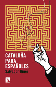 CATALUÑA PARA ESPAÑOLES: portada