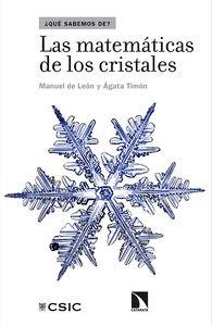 Las matemáticas de los cristales: portada