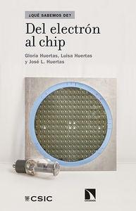 Del electr�n al chip: portada