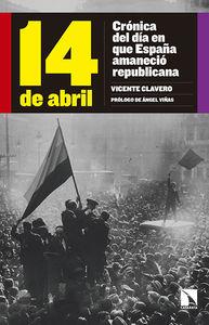 14 de Abril: portada