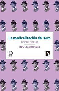 La medicalización del sexo: el viagra femenino: portada