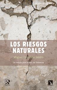 Los riesgos naturales: portada
