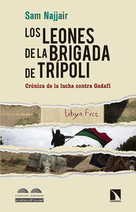Los leones de la brigada Trípoli: portada