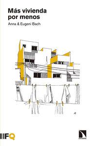 Más vivienda por menos: portada