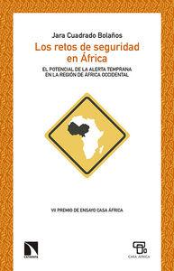 Los retos de seguridad en África: portada