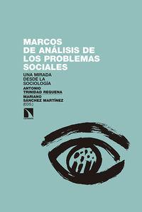 Marcos de análisis de los problemas sociales: portada