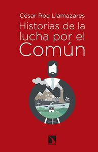 Historias de la lucha por EL COMÚN: portada