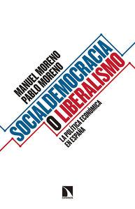 SOCIALDEMOCRACIA O LIBERALISMO: portada