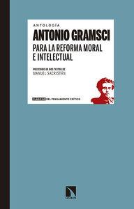 Para la reforma moral e intelectual: portada