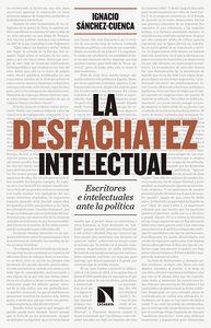 LA DESFACHATEZ INTELECTUAL: portada
