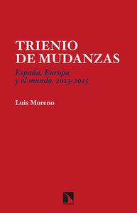 TRIENIO DE MUDANZAS: portada