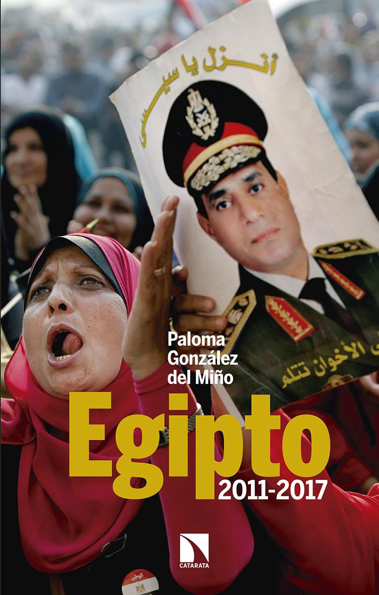 Egipto, 2011-2017: portada