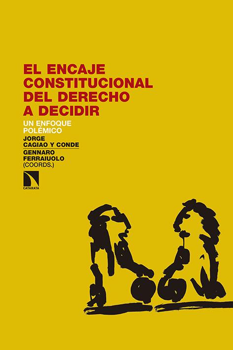 El encaje constitucional del derecho a decidir: portada