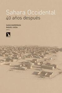 Sahara Occidental 40 años después: portada