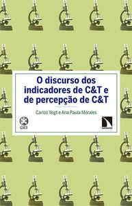 O discurso dos indicadores de C&T e de percep��o de C&T: portada