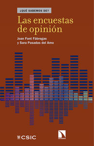 Las encuestas de opinión: portada