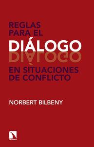 Reglas para el diálogo en situaciones de conflicto: portada