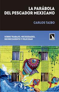 La parábola del pescador mexicano: portada