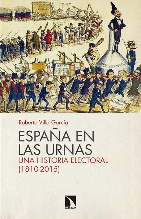 ESPAÑA EN LAS URNAS: portada