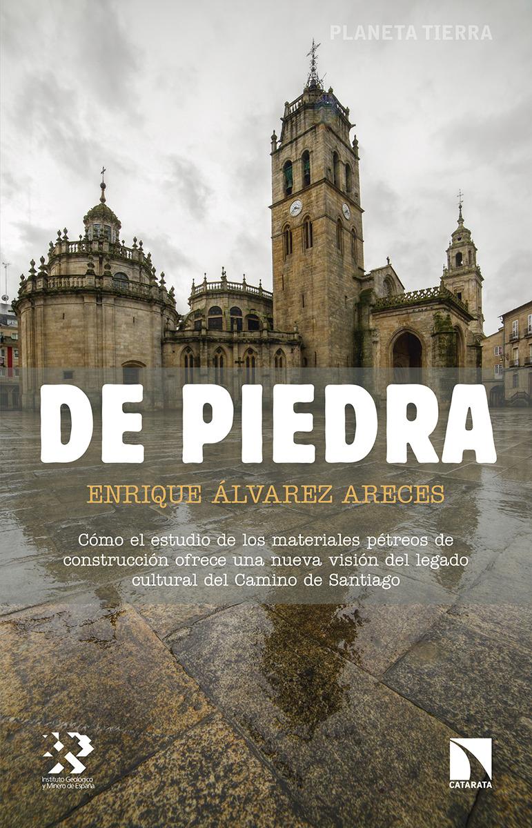 DE PIEDRA: portada