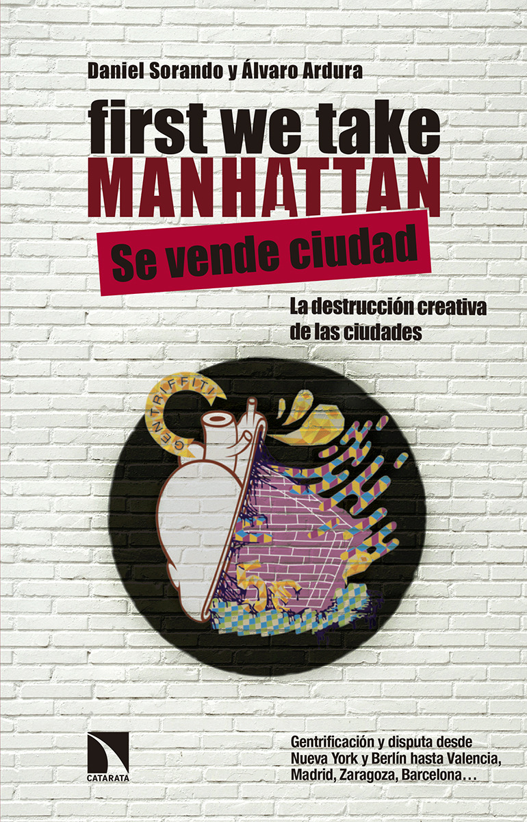 First We Take Manhattan: portada