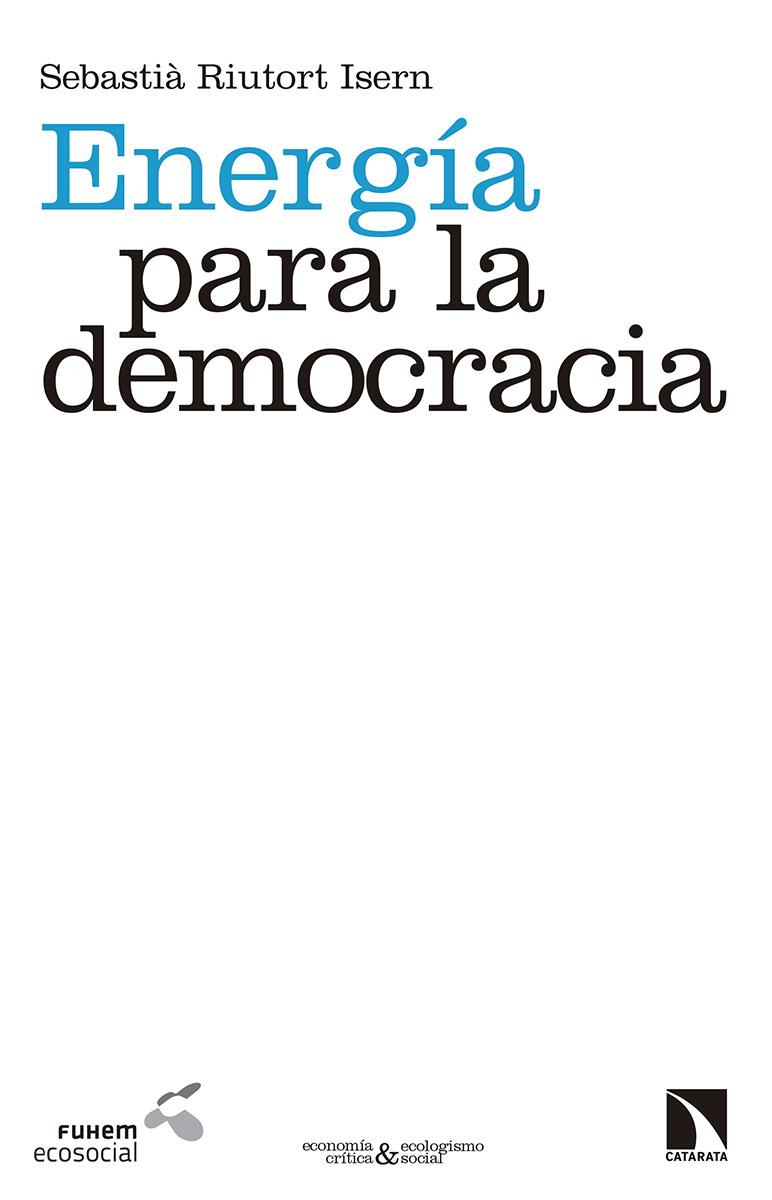 Energía para la democracia: portada