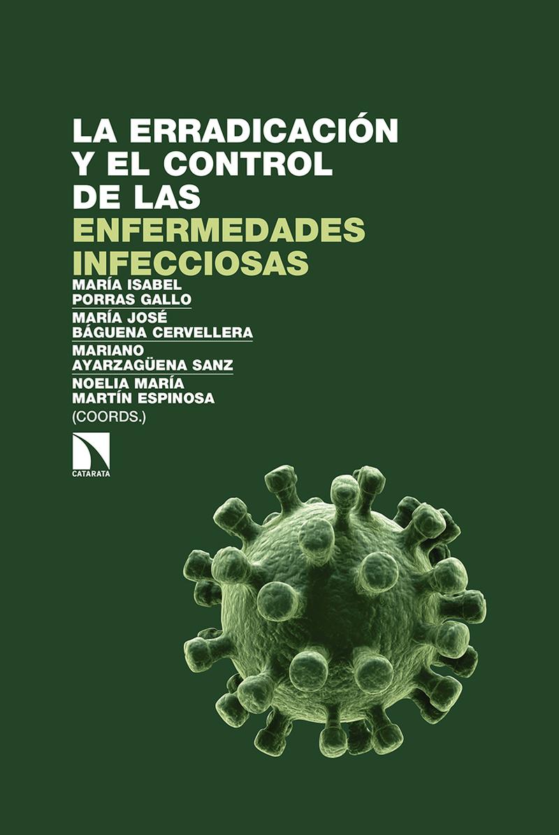 La erradicación y el control de las enfermedades infecciosas: portada