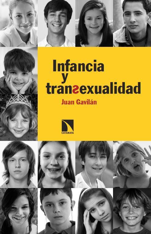 Infancia y transexualidad: portada