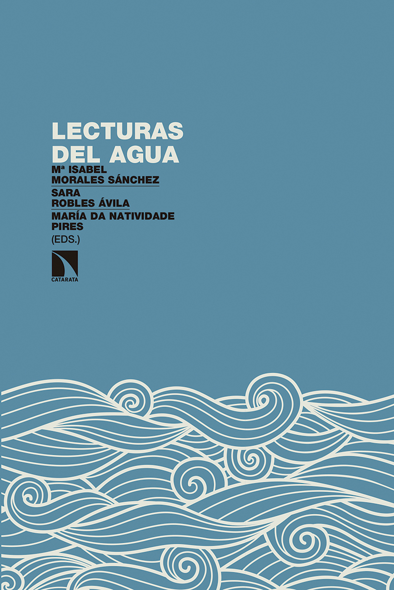 Lecturas del agua.: portada