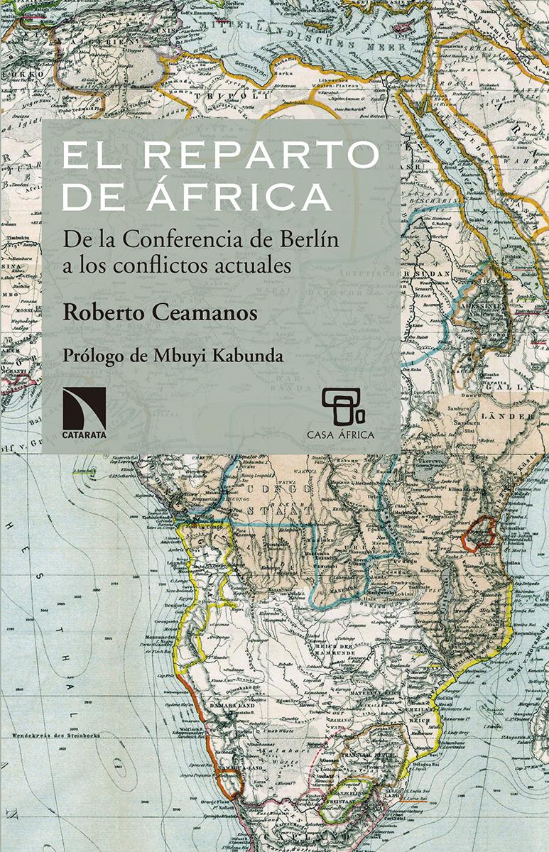 EL REPARTO DE ÁFRICA: portada