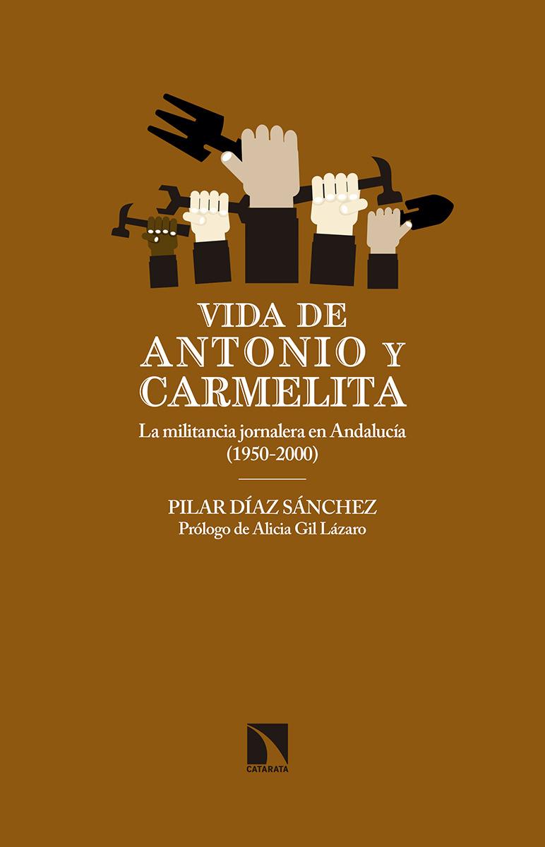 Vida de Antonio y Carmelita: portada