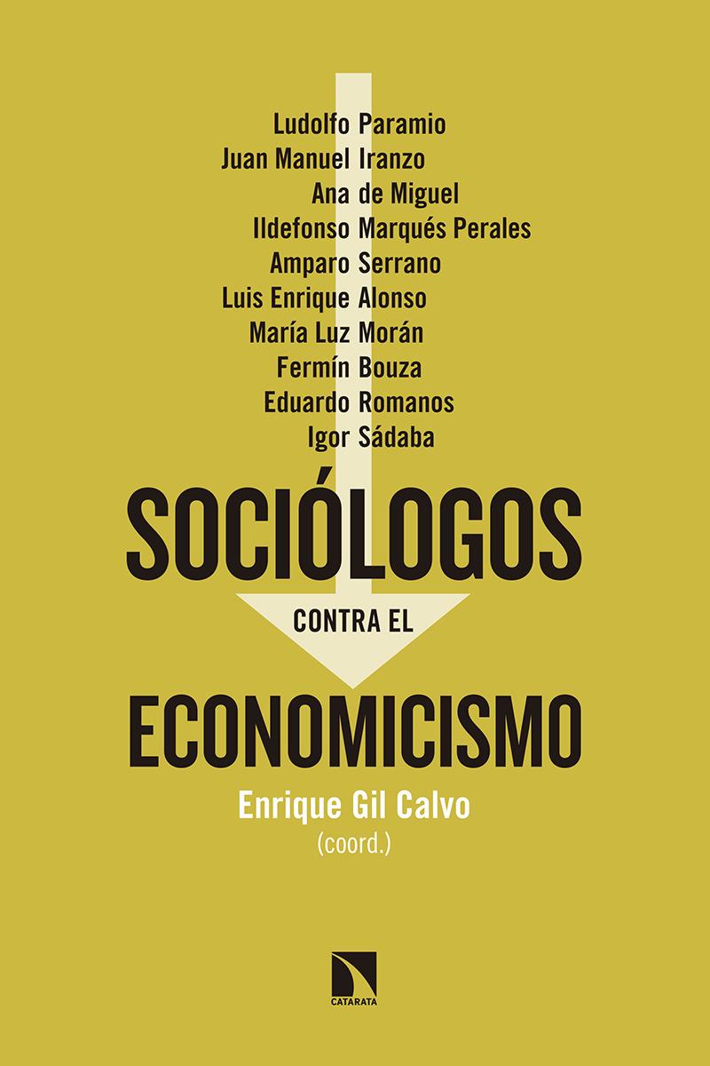 Sociólogos contra el economicismo: portada