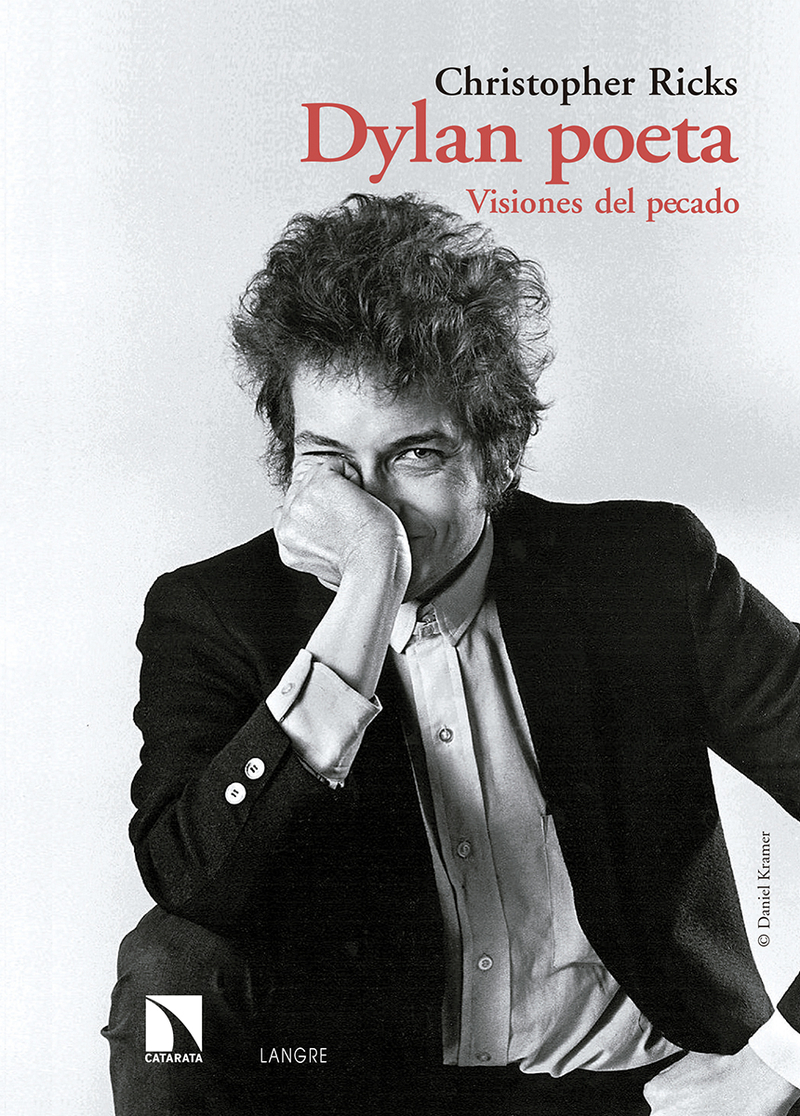Dylan poeta: portada